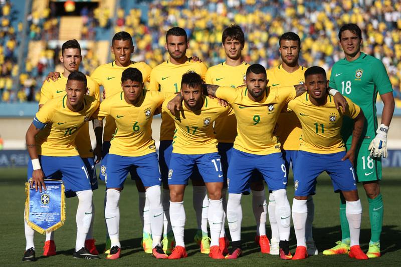リオオリンピック,サッカー,ブラジル