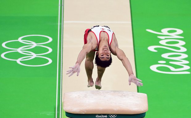 リオオリンピック,白井