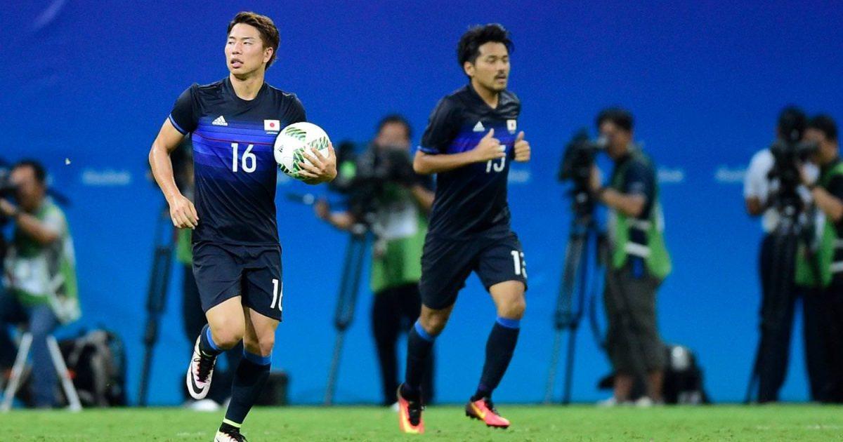 リオ五輪,サッカー,日本代表