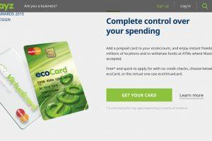 エコペイズ ecoPayz 国内ATMで出金できるエコカードの申請方法