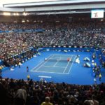 全豪オープンテニス,2020