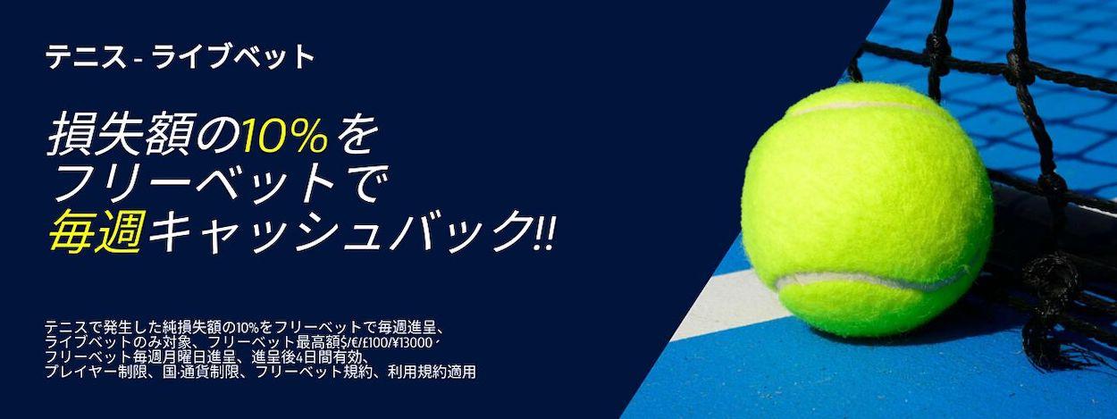 ウィリアムヒルの日本語キャンペーン内容
